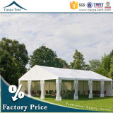 300 PeopleのためのカスタマイズされたSize Fabric StructureドイツのStandard Event Tent