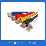 Кабель локальных сетей связи системы кабеля LAN UTP кота 5