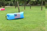 Schneller aufblasbarer Laybag Schlafsack-Luft-Schlaf-kampierendes Sofa-Bett