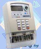 Tastiera di monofase pagata anticipatamente/tester energia di prepagamento