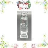 tarro de cristal del difusor de la caña del aroma 100ml, botella de cristal del petróleo esencial, cristalería de la fragancia del perfume