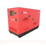 Type silencieux groupe électrogène d'engine d'alimentation électrique de perfection d'usine de la Chine diesel