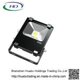 L'alto potere IP65 impermeabilizza l'indicatore luminoso di inondazione del LED con qualità del certificato
