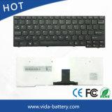 Caliente de piezas de teclado de ordenador portátil / Teclado / juego teclado / USB del teclado para Lenovo S10-3 S10-3s Negro