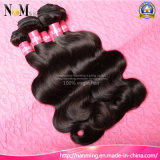 중국 Virgin 머리 바디 파 자연적인 색깔 자연적인 사람의 모발