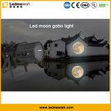 2016 Nova High Power 150W exterior LED Lua personalizadas Luzes Gobo para Vendas