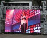 Intense Afficheur LED visuel extérieur de mur de la location DEL du luminosité 8000nits P10