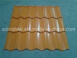 Strato ondulato preverniciato galvanizzato tuffato caldo del tetto