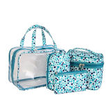 Quatre dans One Toiletry Travel Wash Promotional Cosmetic Bag