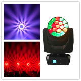 Indicatore luminoso capo mobile del fascio di effetto dell'occhio 19PC 15W K10 Osram LED dell'ape di Paky dell'argilla