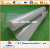 LDPE liso Geomembrane 0.5mm de Textured Surface 0.75mm 1.0mm 1.5mm 2.0mm