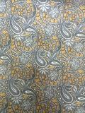 Neuf estampé pour le tissu de garniture de sergé de polyester de Juye