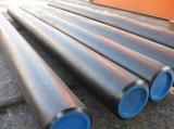 Tubulação de aço para transportar o gás, a água e o óleo