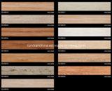 azulejo de suelo de madera del grano de la inyección de tinta 3D 180*1080 Rd108b034