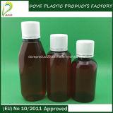 [150مل] سائل زجاجة سائل الطبّ بلاستيكيّة محبوبة زجاجة