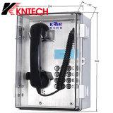 Teléfono Emergency Knsp-22 de la prueba a prueba de humedad impermeable del polvo de Koontech