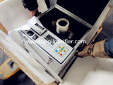 Máquina de prueba completamente auto de la fuerza dieléctrica del petróleo del transformador de la tapa