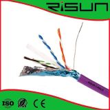 Netz Cable/CE/RoHS/ISO9001 Cablu ftp-CAT6