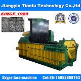 Prensa horizontal hidráulica da sucata Y81-2000 (ISO do CE)