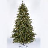 Снежка летания СИД рождественская елка PVC светлого кристаллический искусственная