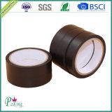 Nastro nero dell'isolamento del PVC di colore per collegare elettrico