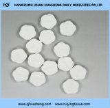 Ткань Fe006 монетки устранимой Nonwoven ткани Compressed