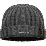 : Chapeaux tricotés acryliques de Beanie de couleur multi de qualité