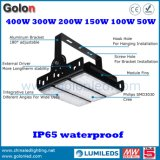 150W 400W 300W 200W 100W 50 Watts Dimmable Aluminium Module Tunnel Lighting Outdoor LED Flood Light