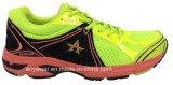 Тапки ботинок спортов атлетической обуви людей идущие (815-3050)