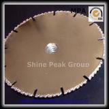 Glass Ceramic Cutting Purpose를 위한 4inch Diamond Electroplated Saw Blade