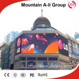 P10 im Freien farbenreiches bekanntmachendes LED Panel