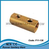 De Verzamelleidingen van de Staaf van het messing voor Verwarmingssysteem (F11-136)