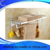 Cremagliera di tovagliolo dell'acciaio inossidabile del hardware della stanza da bagno