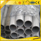 6000series Wholesale quadratisches Aluminiumgefäß-rundes Aluminiumrohr
