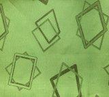 Tissu de capitonnage décoratif à la maison de rideau en polyester de jacquard