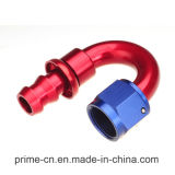 - 08 180 gradi montaggi di spinta della serratura di estremità del tubo flessibile