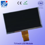 "Écran LCD TFT 7 ""avec 800 (RVB) Résolution X480 60 broches"