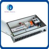 Im Freien an der Wand befestigter 8 Kombinator-Kasten des Kanal-Input-1000V des Systems-PV