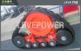 Neuer mittlerer Typ Spur-Gleiskette für Traktor mit gutem Preis