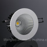 9W vertiefter PFEILER LED-Downlight für Handelsbeleuchtung