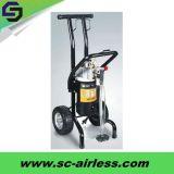 Bewegliche elektrische luftlose Wand-Spray-Lack-Hochdruckmaschine für Verkauf Sc-3370