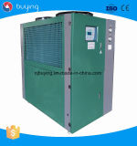 Helado que hace el refrigerador refrescado aire de la baja temperatura