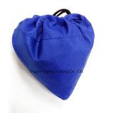 Suave 210d bolsos de compras de poliéster plegable bolsa para damas (yy210sb002)