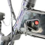 Ebikeか小型折りたたみの電気Eバイクを折る緑の電気都市バイク/36V 350W