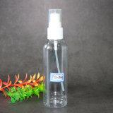 transparente Plastikflaschen des spray-110ml für Kosmetik/flüssige Medizin/Persönlich-Sorgfalt Zubehör