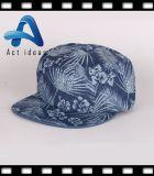 Chapéu e tampão personalizados relativos à promoção do Snapback do negócio da promoção com o presente do logotipo do bordado 3D