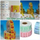 Fabrik-Preis-PET lamelliertes Papier in der Rolle