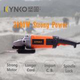 2800W Kynko 전력 공구의 강력한 180mm 각 분쇄기 Kd39