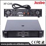 Jusbe Xf-Ca9の構内放送のアンプ力専門の屋外DJはPAのアンプに動力を与える
