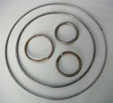 دائرة [ستيل وير] حلقة يجعل آلة/[بند مشن] مستديرة